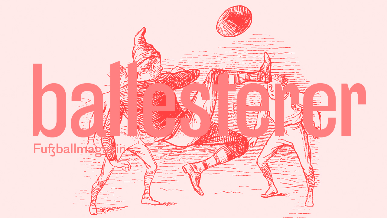 Ballesterer Football Magazine – Redesign